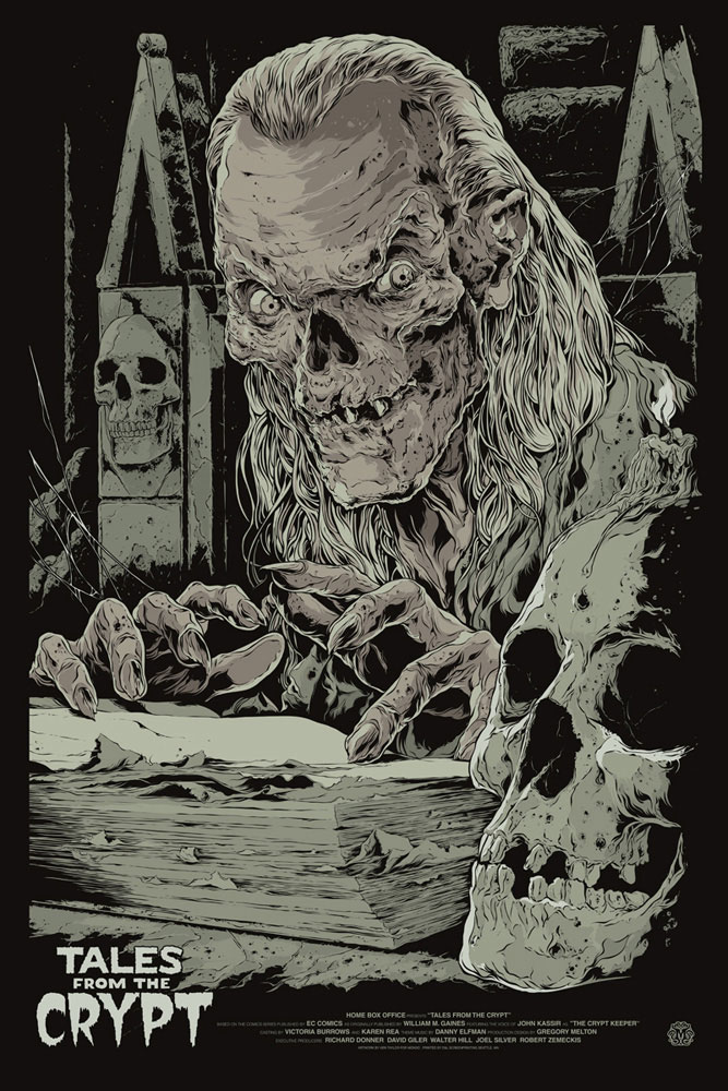 Tales From The Crypt - Regular by Walter Hill (24 x 36 in)