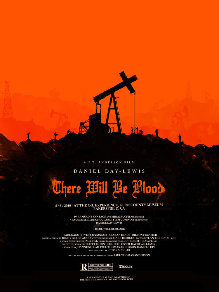 There Will Be Blood par Paul Thomas Anderson ()