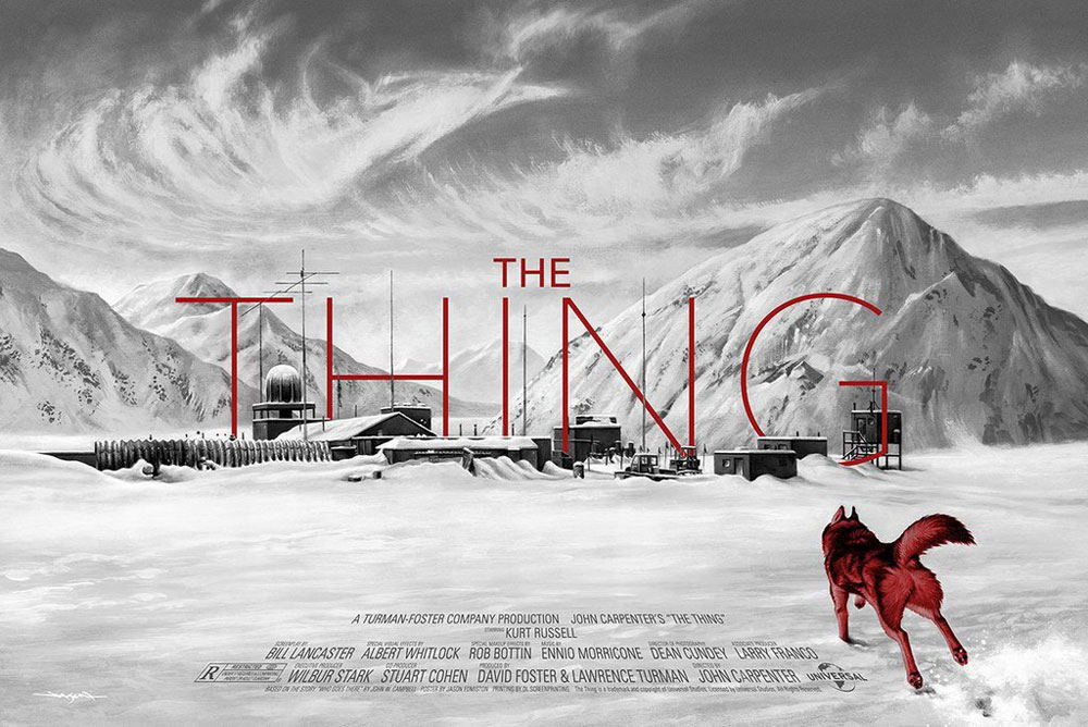 Thing (the) - Regular par John Carpenter