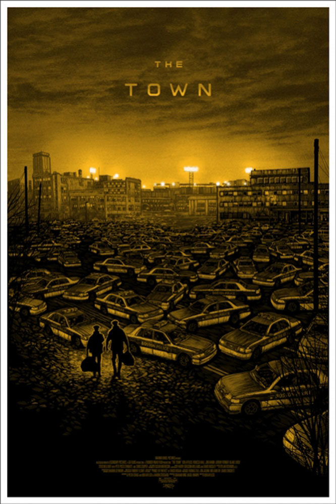 Town (the) - Variant by Ben Affleck
