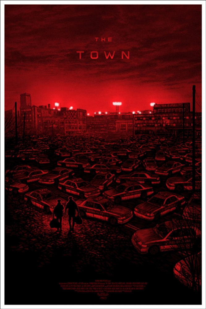 Town (the) - Regular par Ben Affleck (61 x 91 cm)