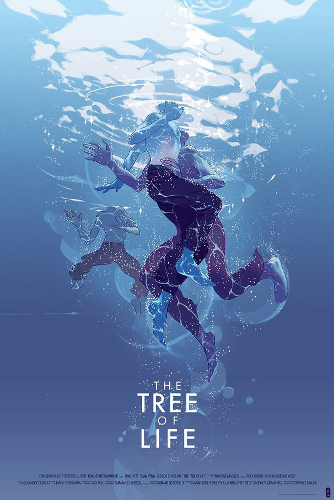 Tree Of Life - Variant par Terence Malick