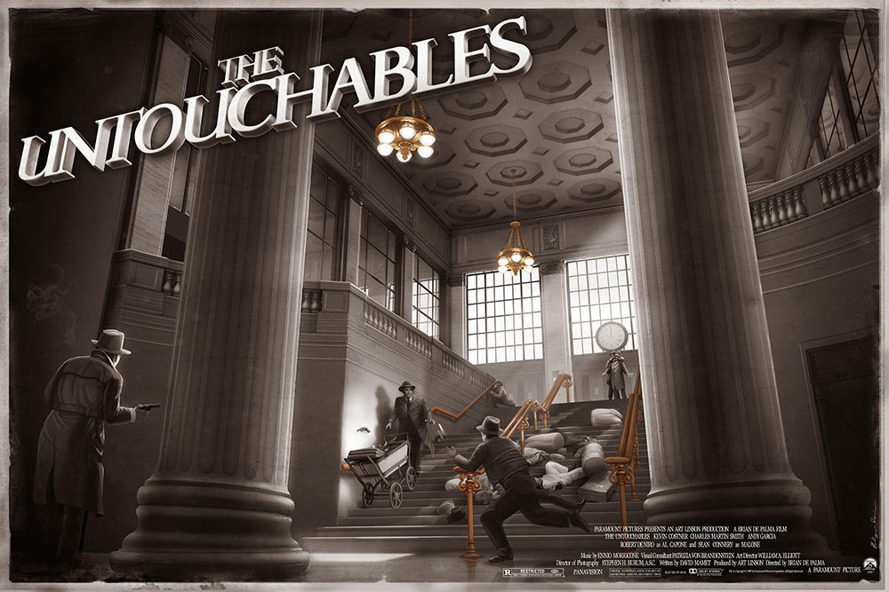 Untouchables (the) par Brian De Palma