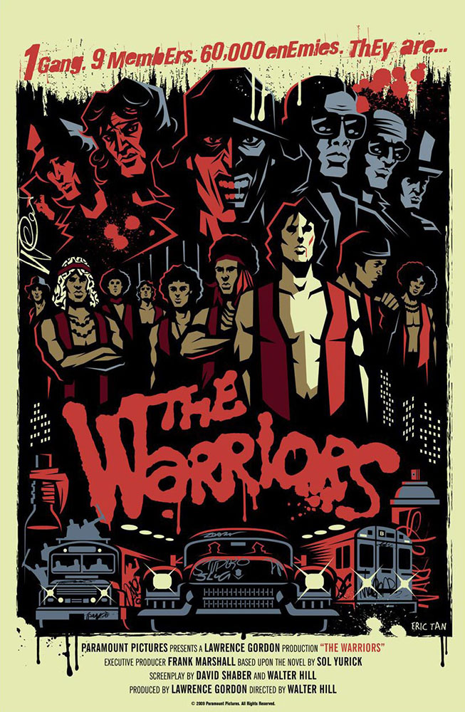 Warriors (the) by Walter Hill