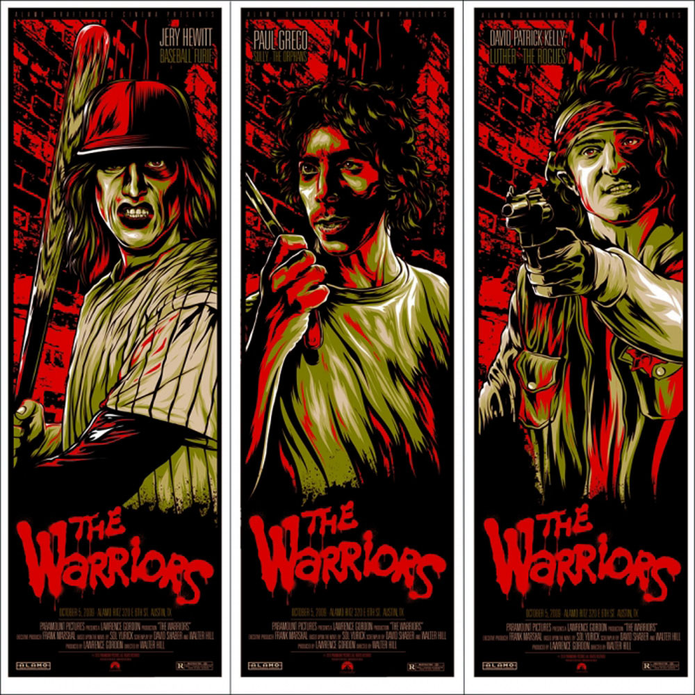 Warriors (the) - (set Of 3 Posters) par Walter Hill ()