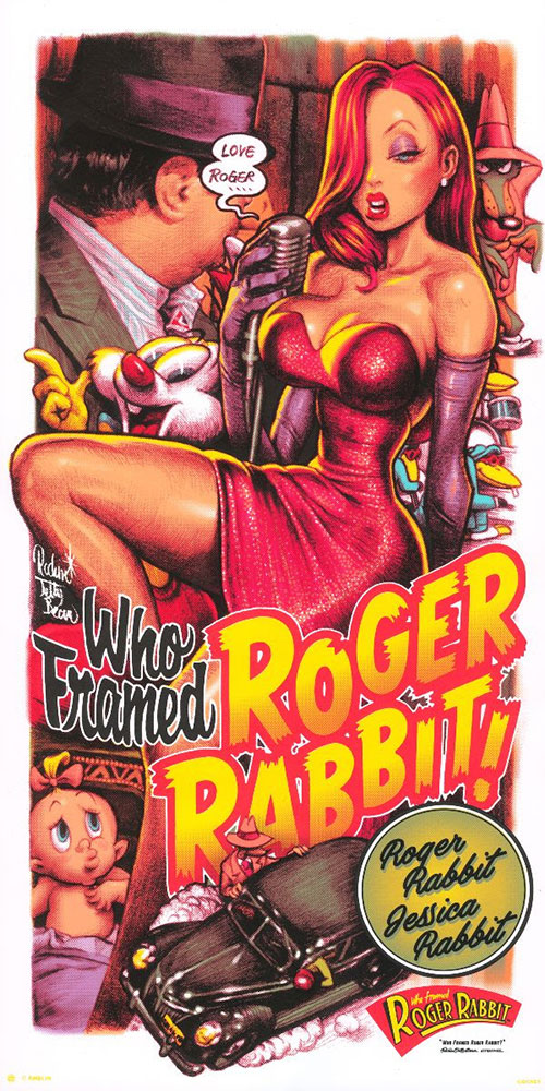 Who Framed Roger Rabbit by Robert Zemeckis
