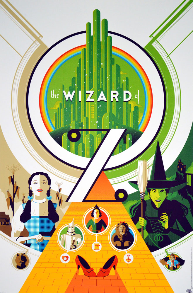 Wizard Of Oz par Victor Fleming