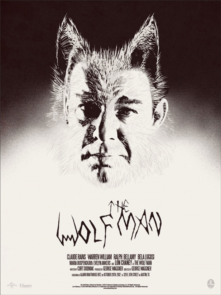 Wolf Man (the) par George Waggner